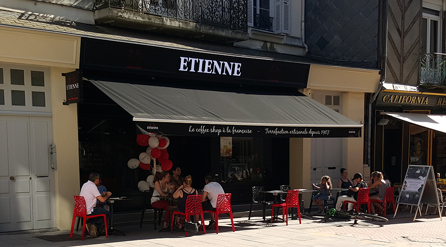 ETIENNE Coffee & Shop Angers