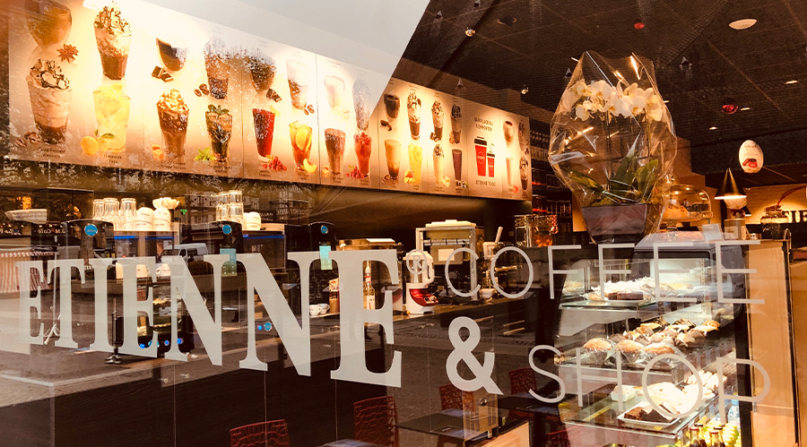 ETIENNE Coffee & Shop Rouen