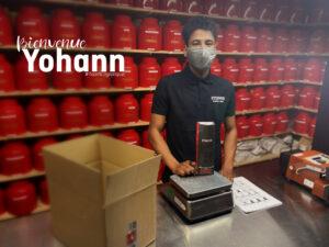Yohann Flouchip à ETIENNE Coffee & Shop