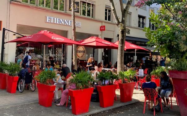 Villeurbanne franchise ETIENNE Coffee & Shop