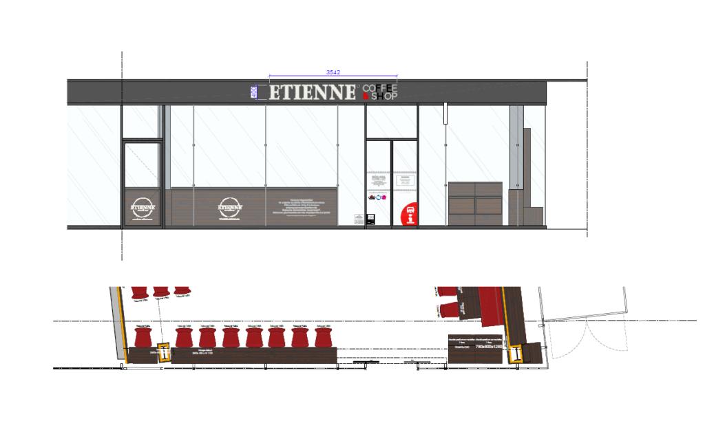 Ouverture ETIENNE Coffee & Shop Lescar